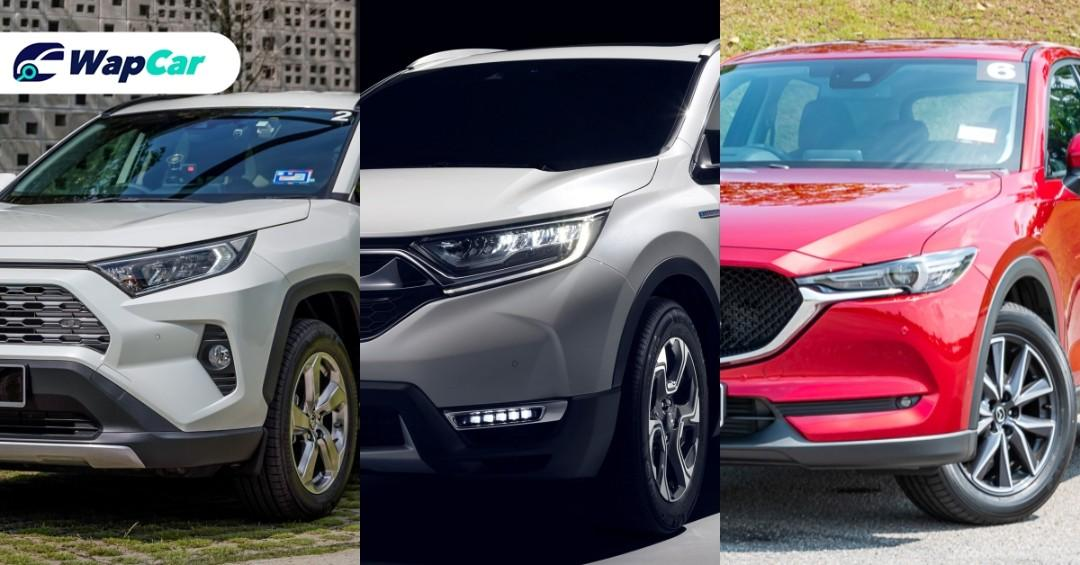 2020 Toyota RAV4 vs Honda CR-V vs Mazda CX-5 – Which one should you buy? 01