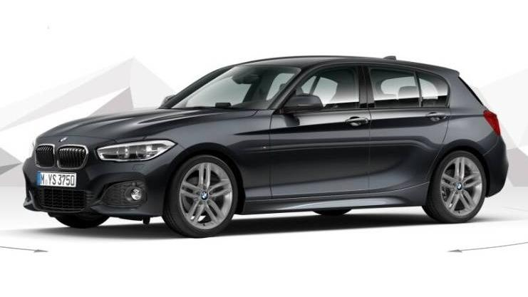 BMW 1 Series (2019) Others 002