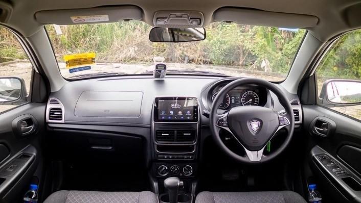 2019 Proton Saga 1.3L  Premium AT Interior 001
