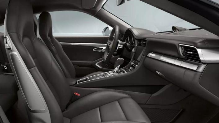 Porsche 911 911 Turbo Interior 002