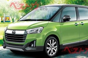 Daihatsu将于2021年10月推出混动MPV,或为下一代2022 Perodua Alza
