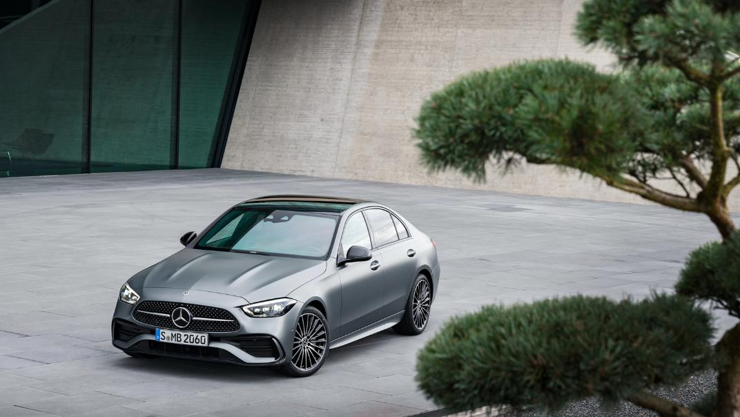 2021 Mercedes-Benz C-Class W206 Upcoming Version Exterior 026