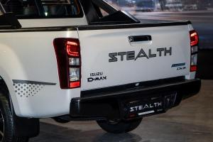 In Brief: 2020 Isuzu D-Max Stealth, most pricey D-Max but loaded with features
