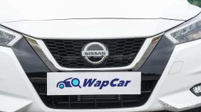 2020 Nissan Almera 1.0L VLT Exterior 010