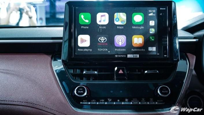 2020 Toyota Corolla Cross Interior 009