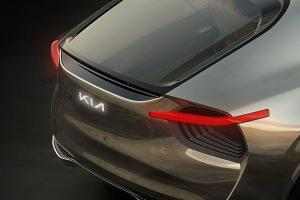 Electric Kia CV to be first to wear new logo, 2021 Kia Seltos to follow