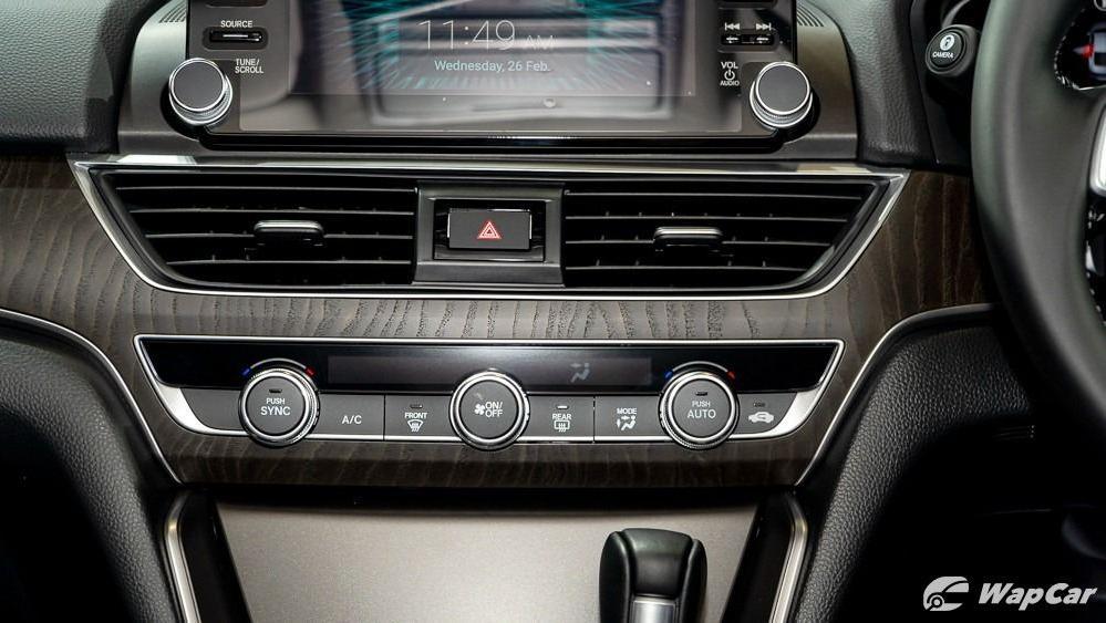 2020 Honda Accord 1.5TC Premium Interior 136