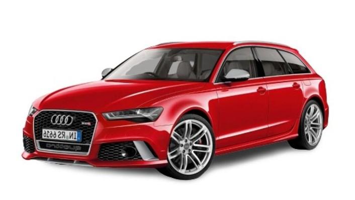 2020 Audi RS6 Avant Exterior 008
