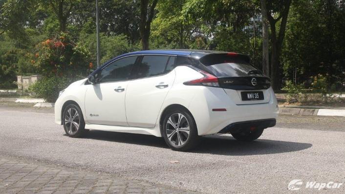 2019 Nissan Leaf Exterior 008