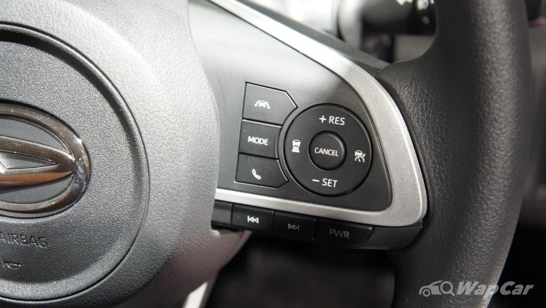 2021 Perodua Ativa Interior 008