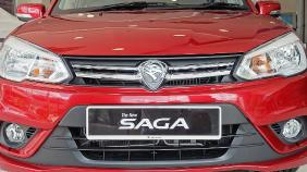 2018 Proton Saga 1.3 Premium CVT Exterior 011