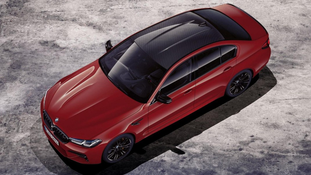2020 BMW M5 Exterior 030