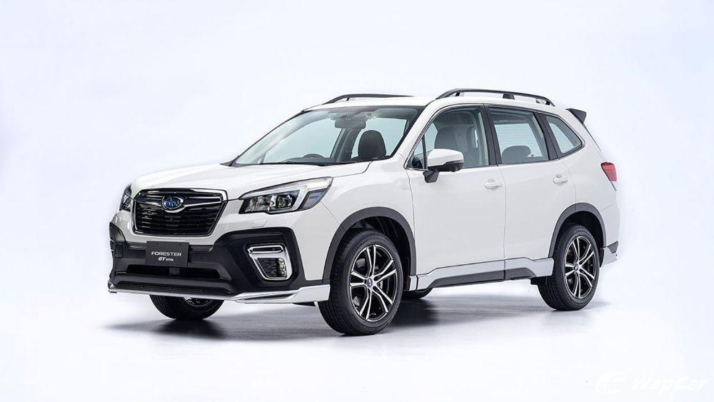 Subaru Forester GT - new aggressive body kit, 18-inch alloy - coming to Malaysia? 01
