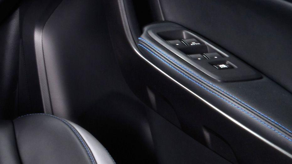 Ford Ranger (2019) Interior 009