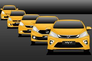 Evolution of the Perodua Myvi in 3 generations – Malaysia's most loved hatchback?
