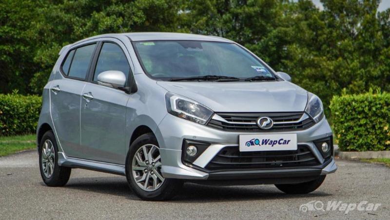 Perodua Axia pintas Myvi catat jualan tertinggi Perodua bulan November 2020! 02