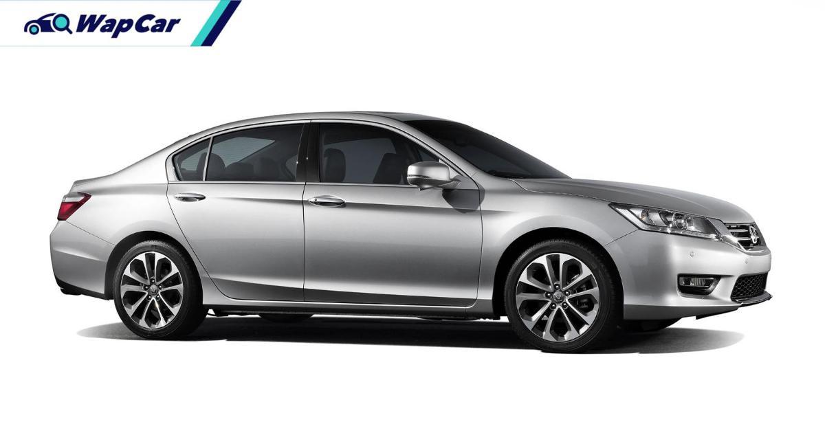 Panduan: Honda Accord G9 terpakai kini serendah RM 60k, penjimatan dengan ruang yang luas? 01