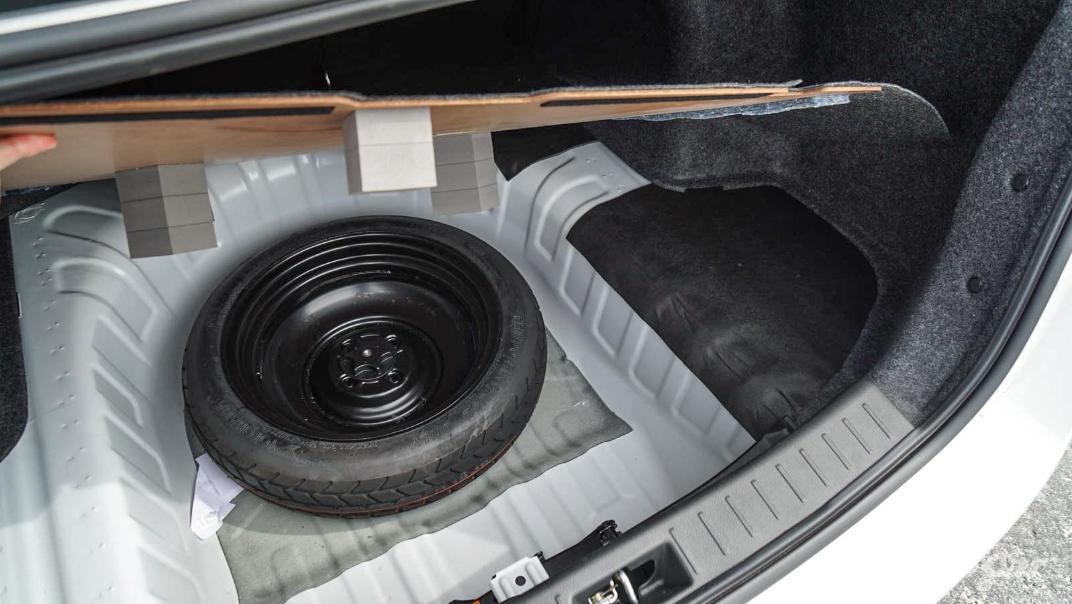 2020 Nissan Almera 1.0L VLT Interior 055