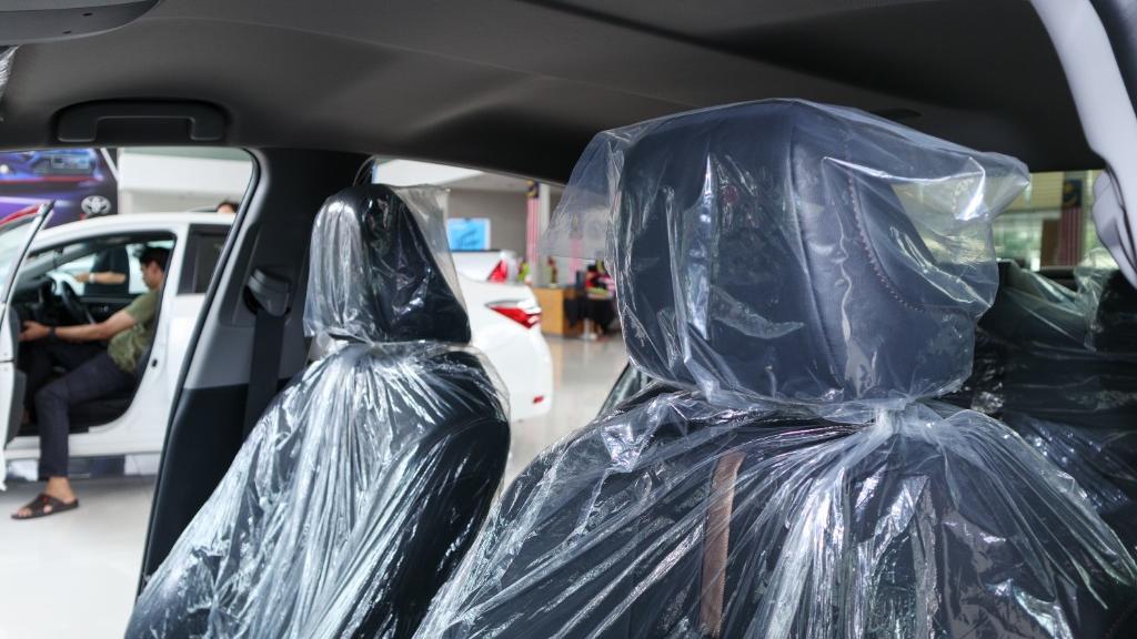 2019 Toyota Camry 2.5V Interior 026