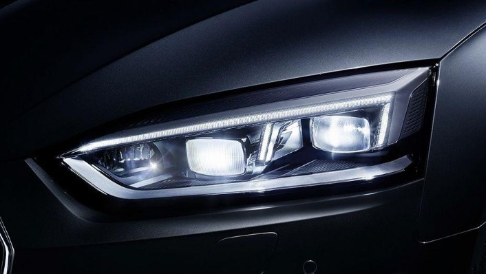 Audi A5 Sportback (2019) Exterior 004