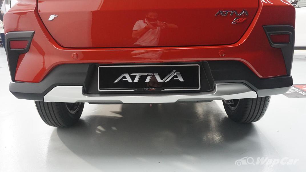 2021 Perodua Ativa 1.0L Turbo AV Exterior 023