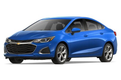 2016 Chevrolet Cruze 1.8 AT Sport