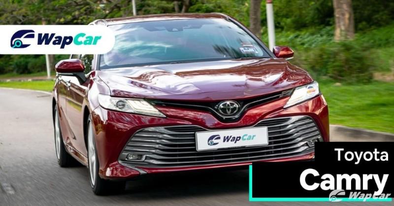 2020 Toyota Camry 2.5V Malaysia