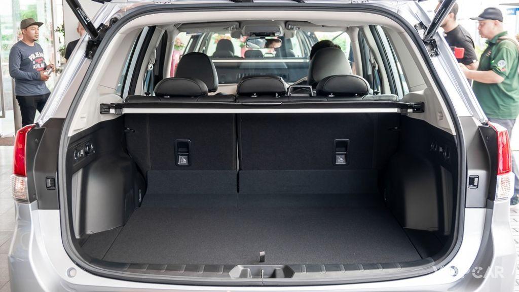 Subaru Forester (2019) Interior 028