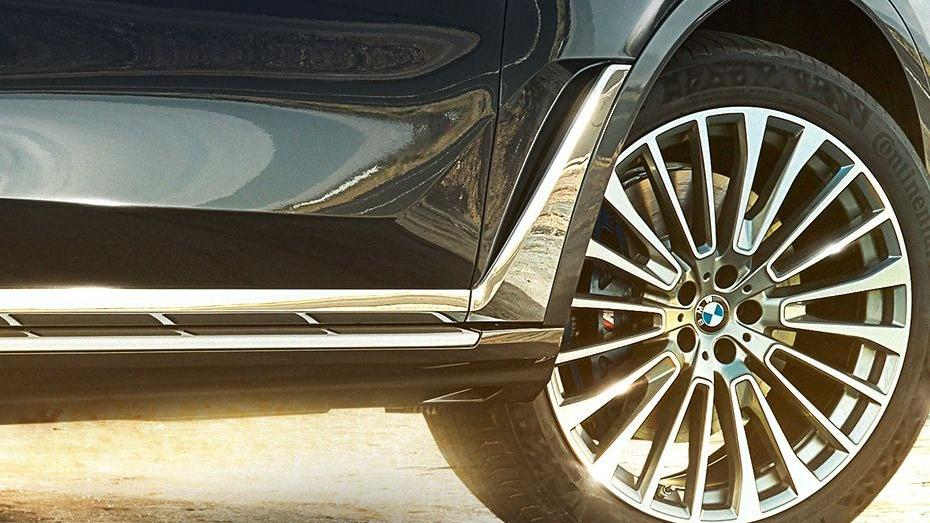 BMW X7 (2019) Exterior 009