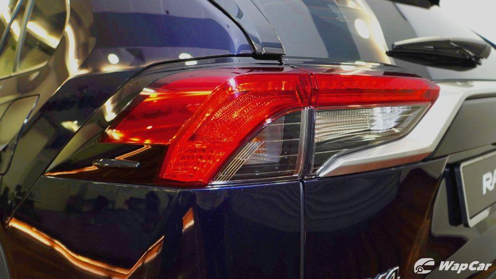2020 Toyota RAV4 2.5L Exterior 093