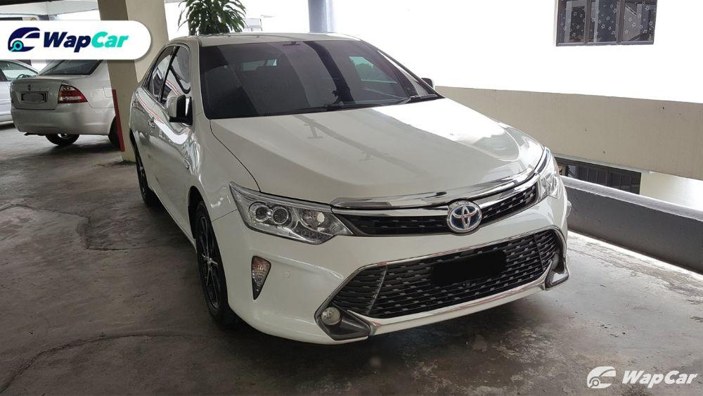 Toyota Camry Front