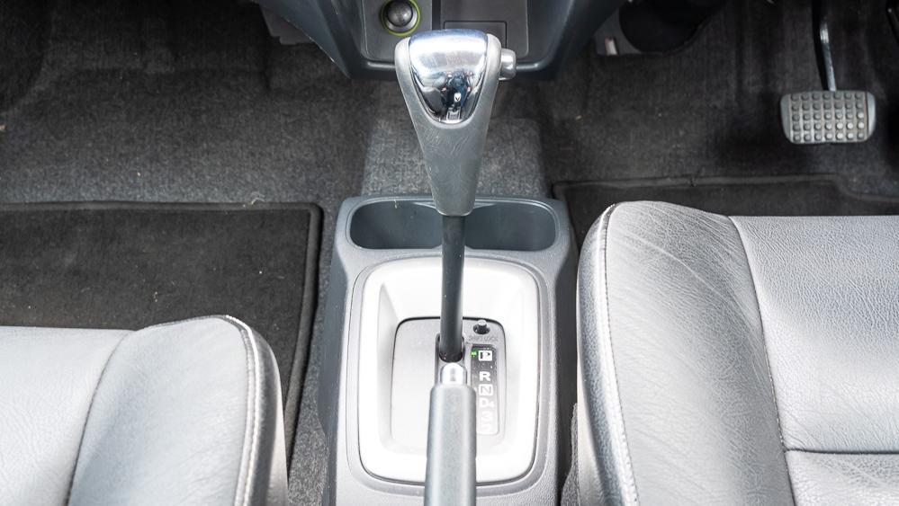 2018 Perodua Axia Advance 1.0 AT Interior 012