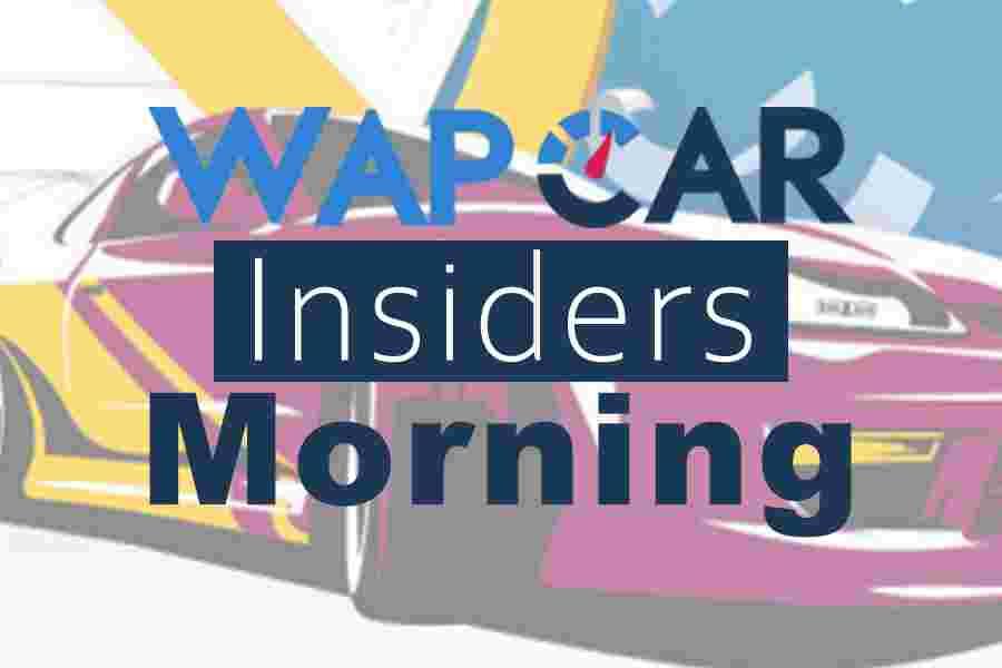 Wapcar Morning Insiders (Sep. 24, 2019)