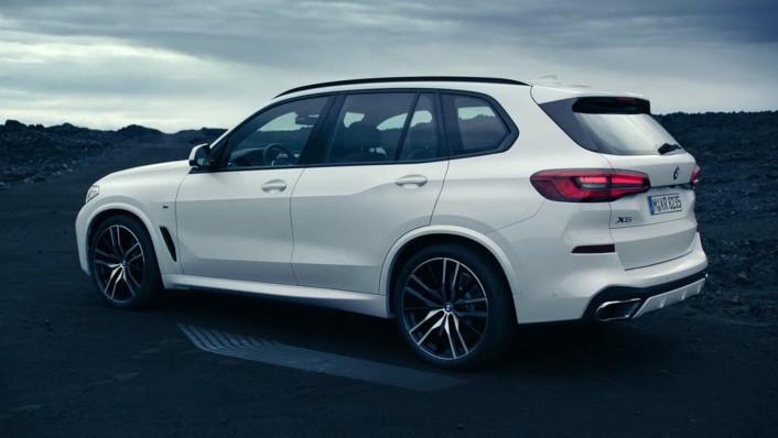 BMW X5 (2019) Exterior 007