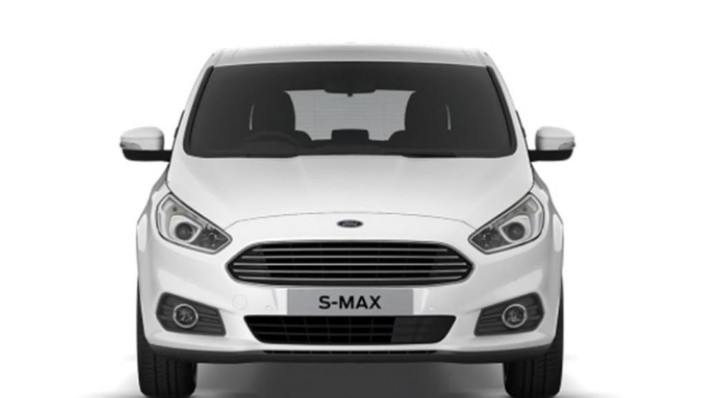 Ford S-MAX (2017) Exterior 003