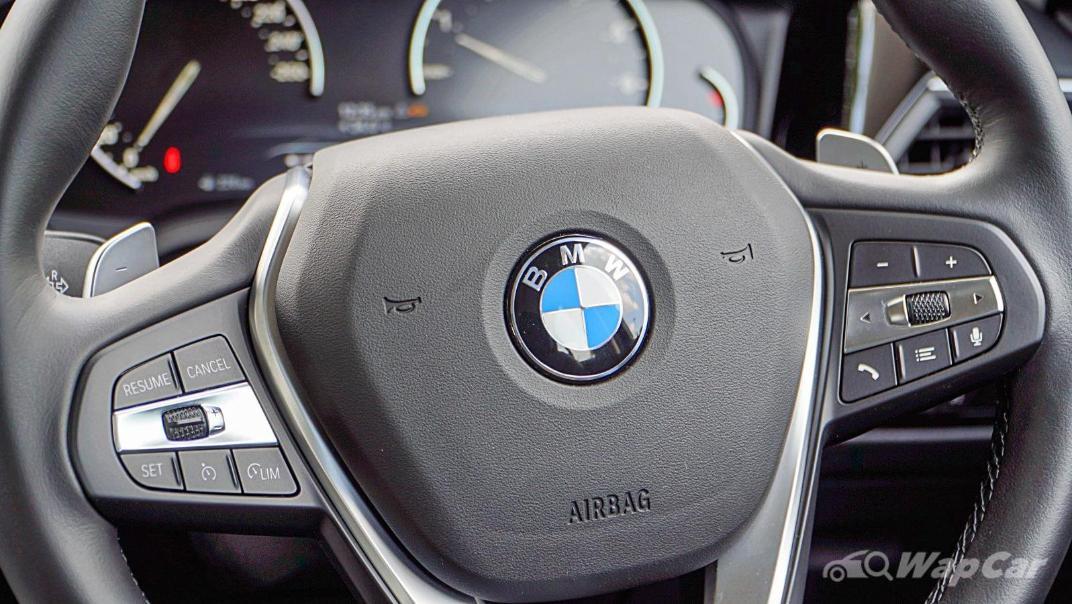 2020 BMW 3 Series 320i Sport Interior 007