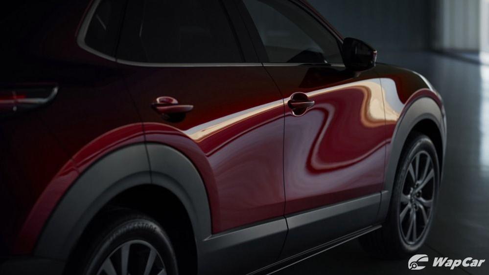 2020 Mazda CX-30 Exterior 040
