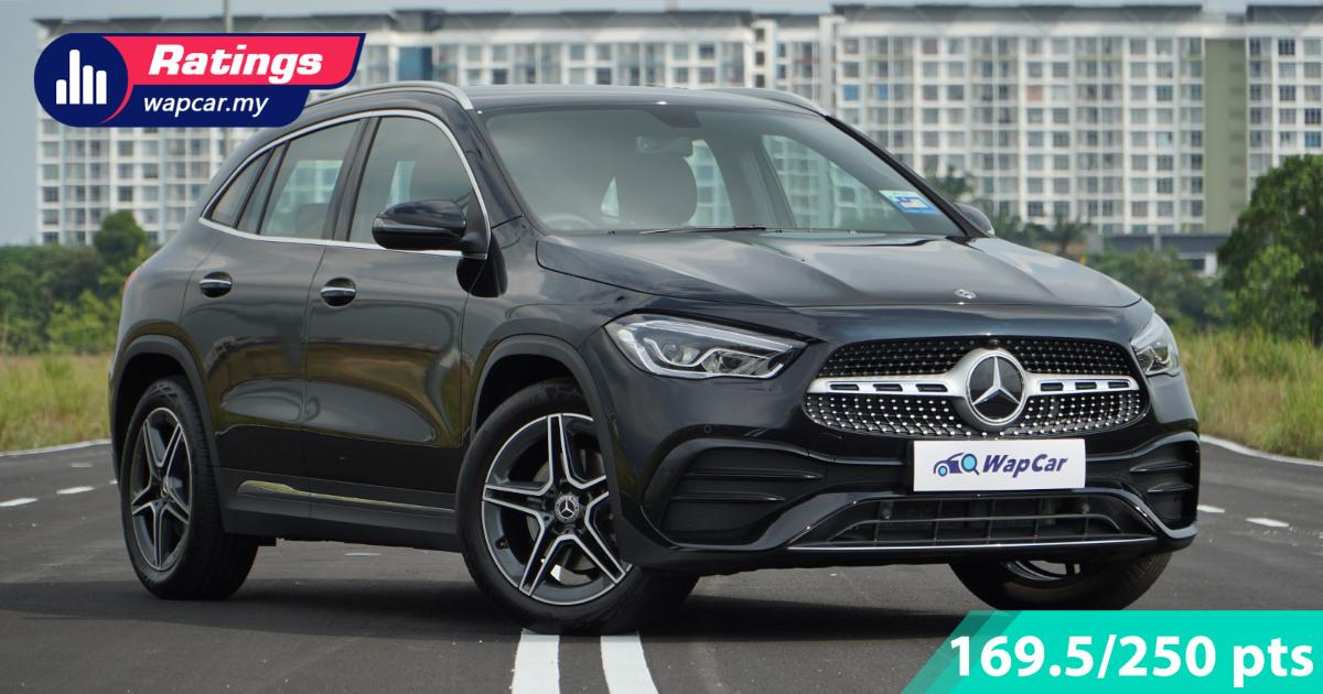 Ratings: 2021 Mercedes-Benz GLA 250 in Malaysia - Performance and class at a premium 01