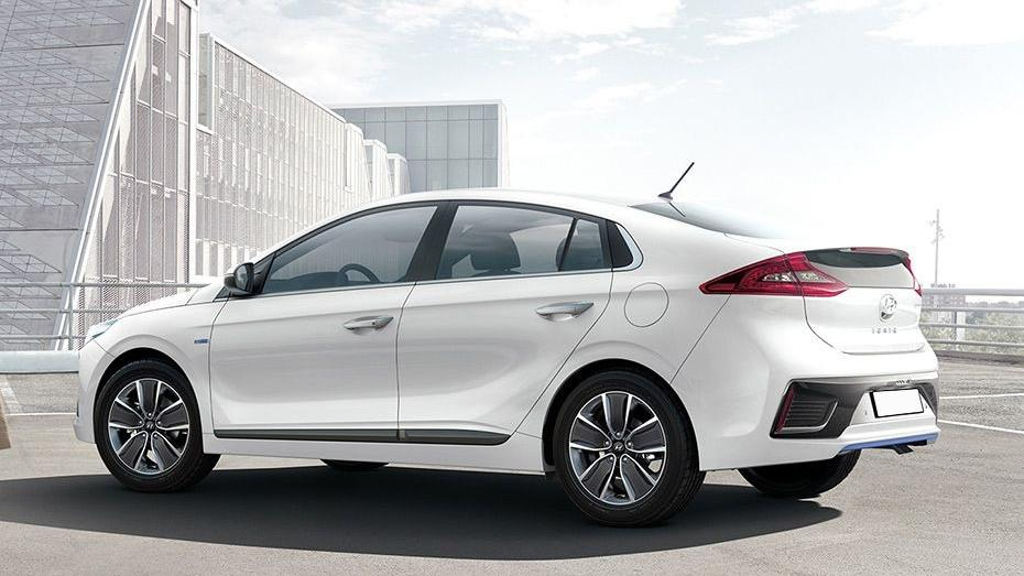 Hyundai Ioniq (2018) Exterior 007