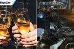 Apa hukuman pemandu mabuk bawah pindaan akta terbaru? 9 pesalah pertama dah kena.