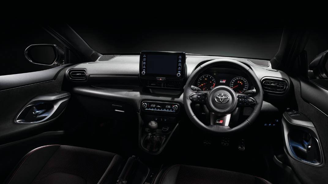 2021 Toyota GR Yaris Interior 039