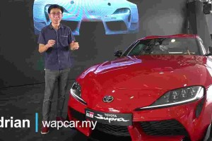 Video: We fell in love with the all-new 2019 A90 Toyota GR Supra 3.0L after driving it