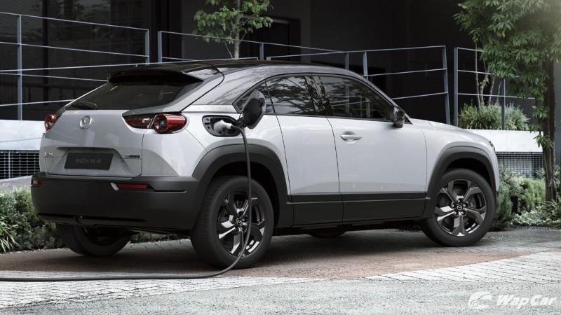 Mild-hybrid Mazda MX-30 confirmed for Japan - new e-SkyActiv-G engine 02