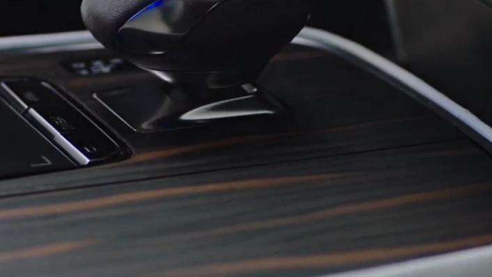 2020 Lexus LS Interior 006