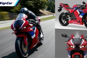 Honda CBR600RR 2021 tembus pasaran Malaysia, harga asas RM 98,888!