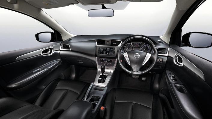 2020 Nissan Sylphy International Version Interior 001