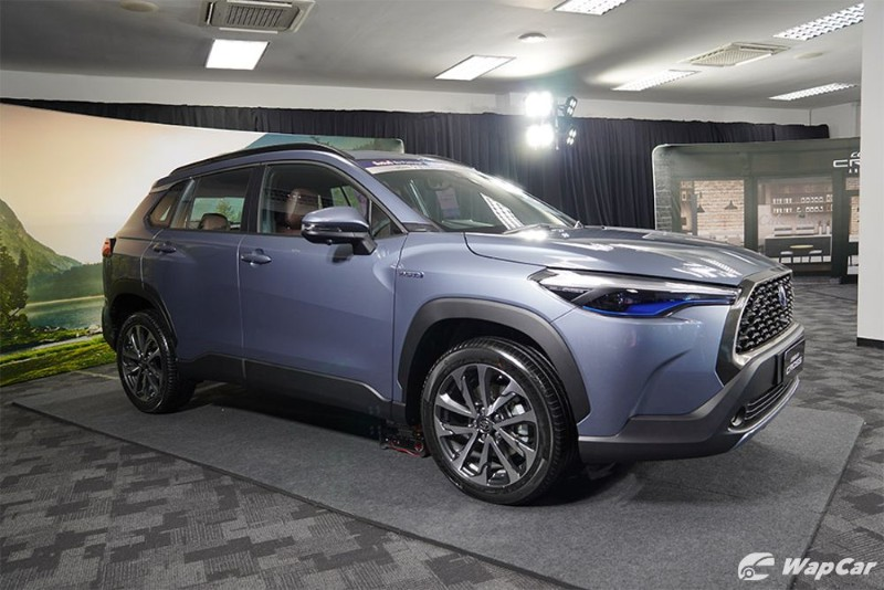 Live photos: 2020 Toyota Corolla Cross unveiled in Thailand 02