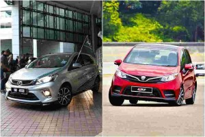 Perodua Myvi Vs Proton Iriz – Cost Of Maintenance Compared