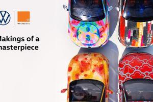 Volkswagen dan Wei-Ling Gallery hasilkan Arteon berseni, dibida untuk kebajikan