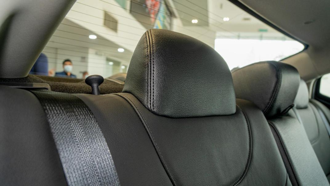 2020 Nissan Almera 1.0L VLT Interior 082